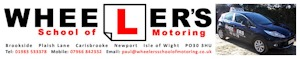 Wheeler's School of Motoring